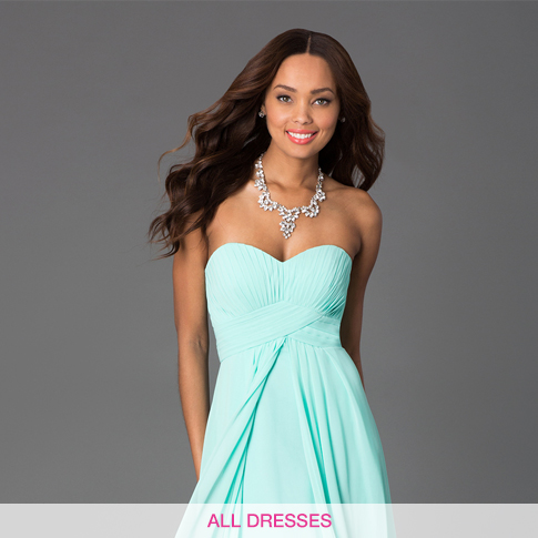 Hot Dresses For Prom - Boutique Prom Dresses