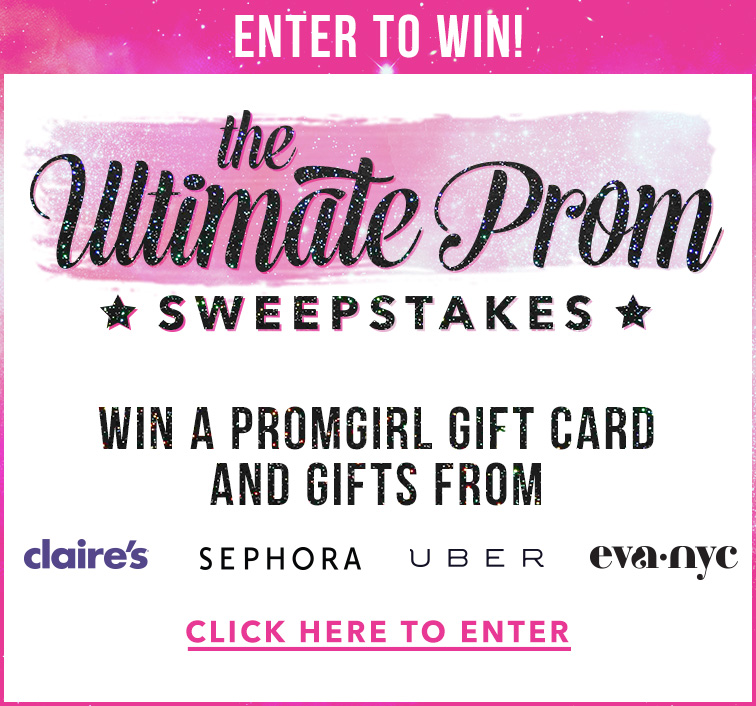 The Ultimate Prom Sweepstakes