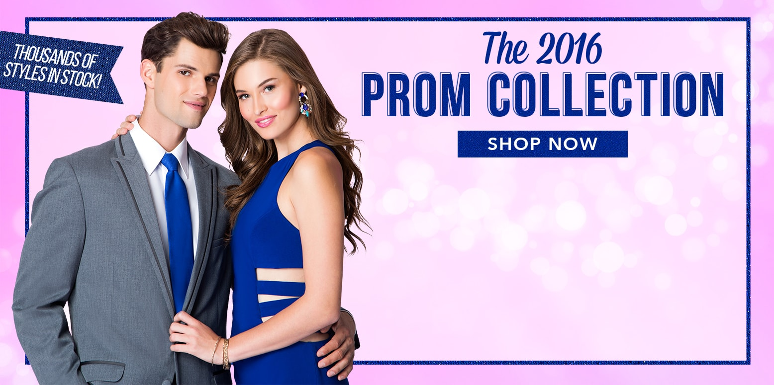 The 2016 Prom Collection
