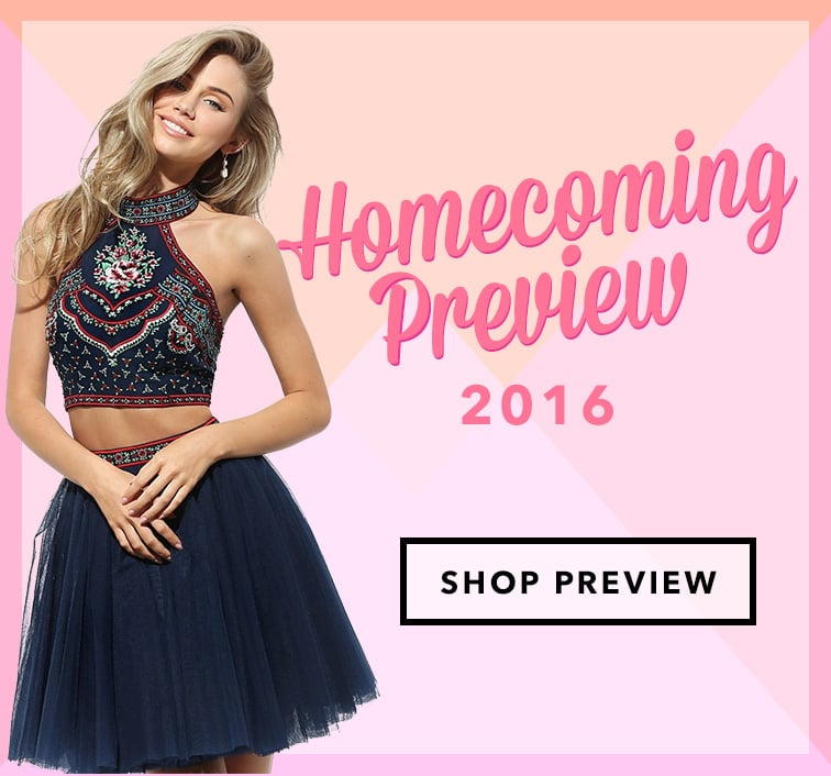 Homecoming Preview 2016