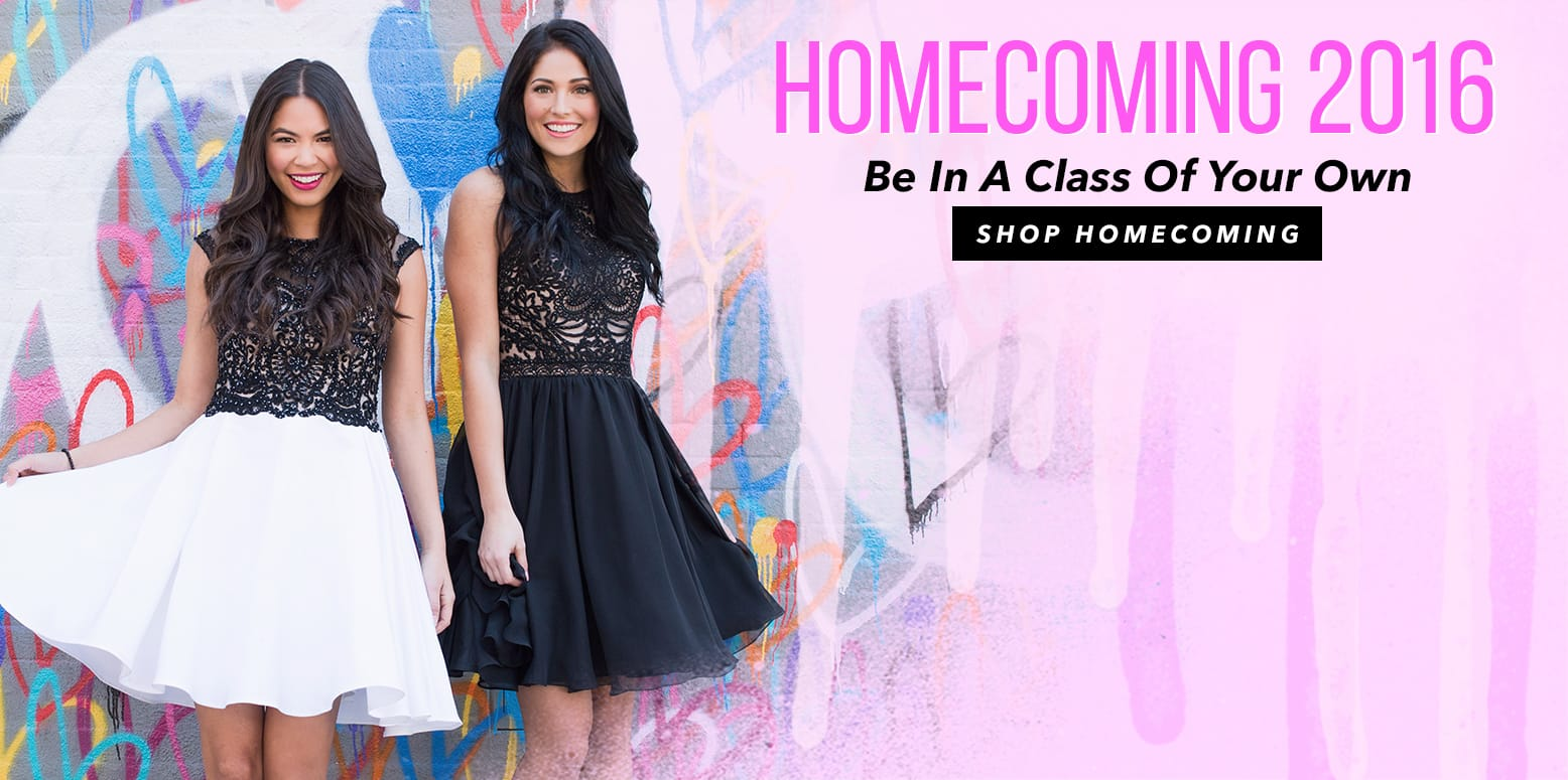 Homecoming 2016. be In A Class Of Your Own