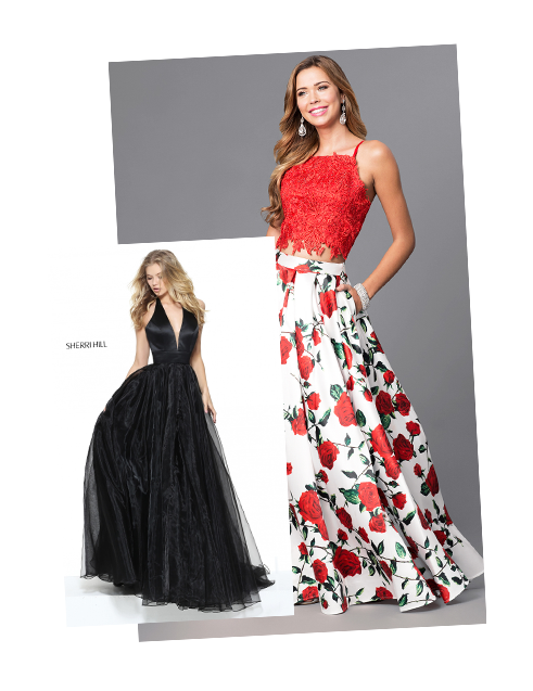 Prom Dress Styles Trends Promgirl