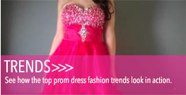 See how top prom fashion trends look in action.