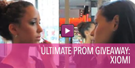 Video of Ultimate Prom Giveaway Winner Xiomi.