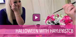 Video on Halloween dressing.
