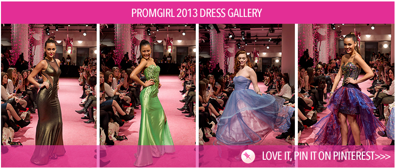 PromGIrl Fashion Show