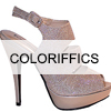 Coloriffics Prom Shoes