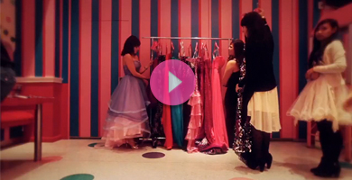 Watch prom dress Editor's Soiree video.