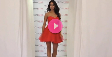 Video of 2012 prom dress styles editor preview event.