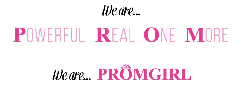 We are...PromGirl