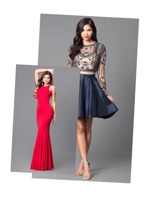 Prom Homecoming Graduation Dresses