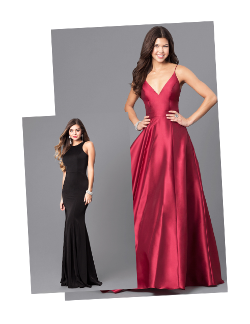 Dress images with price