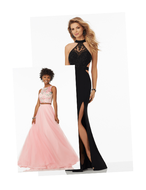 Brand Name Dresses for Less