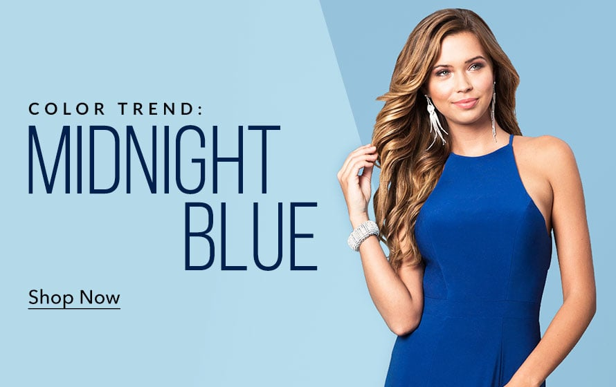 Style Trend: Midnight Blue