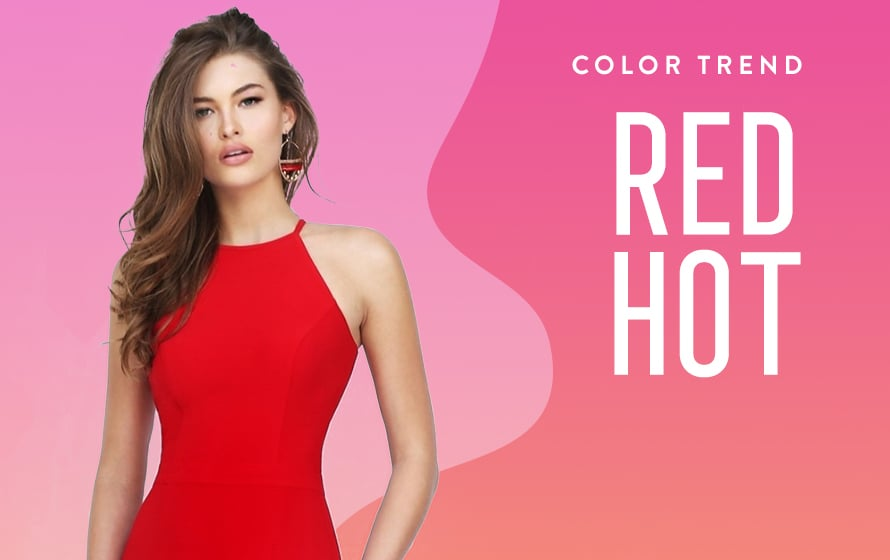 Color Trend: Red Hot