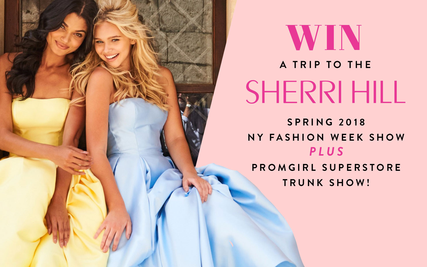 Sherri Hill Contest 2018