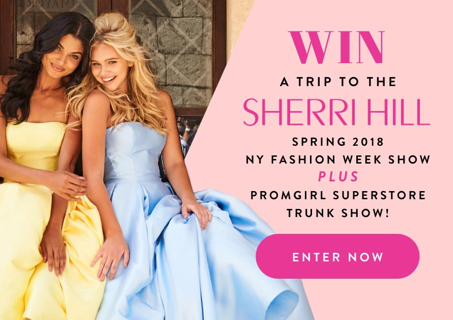 Sherri Hill Contest
