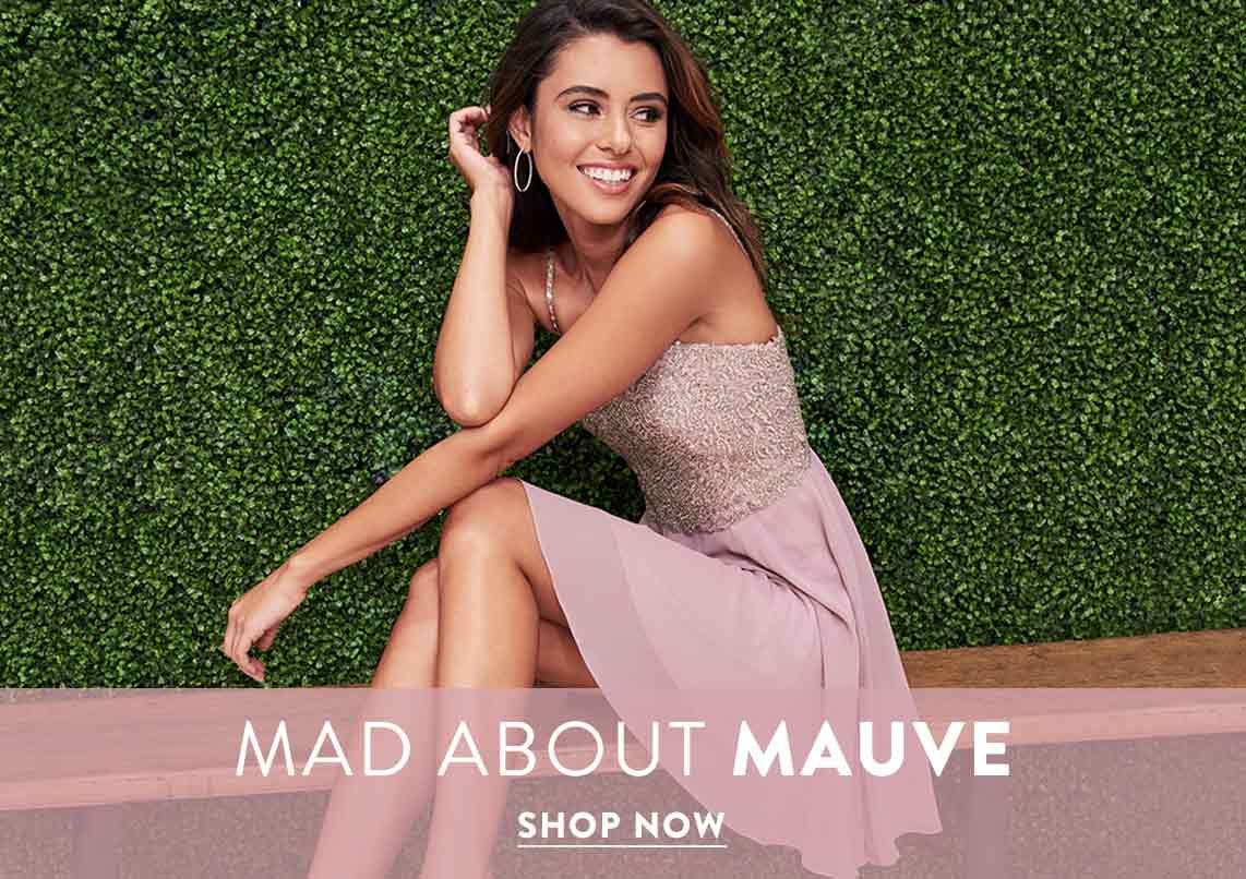 Mad About Mauve