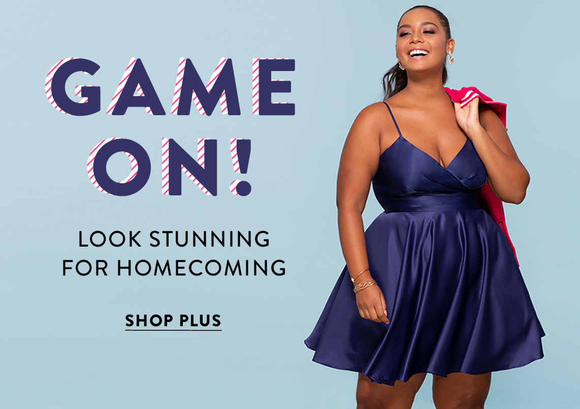 Shop Plus Homecoming