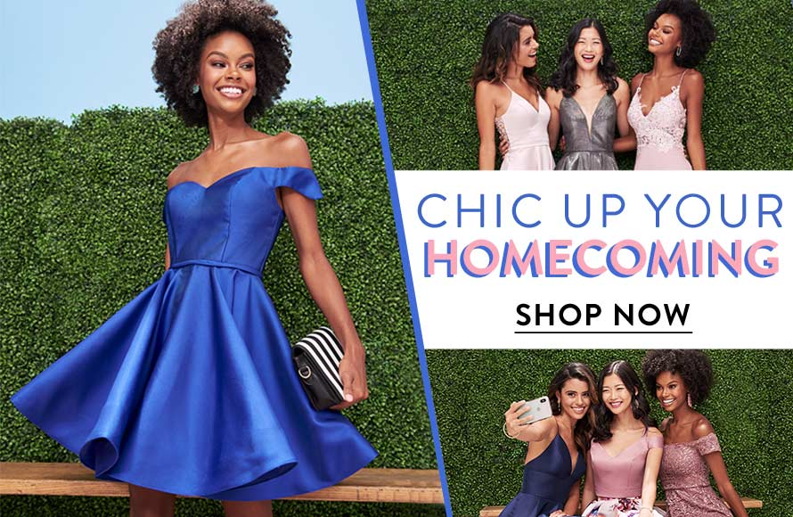 Chic Up Your Homecoming