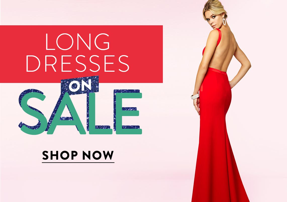 Long dresses on Sale